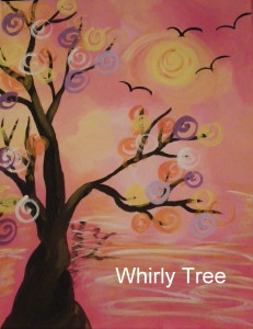 Whirly Tree 1