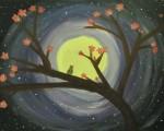 6:45PM Moonlit Blossoms