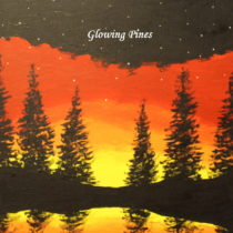 Glowing Pines 2