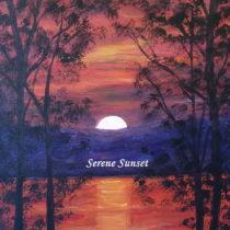 Serene Sunset 1
