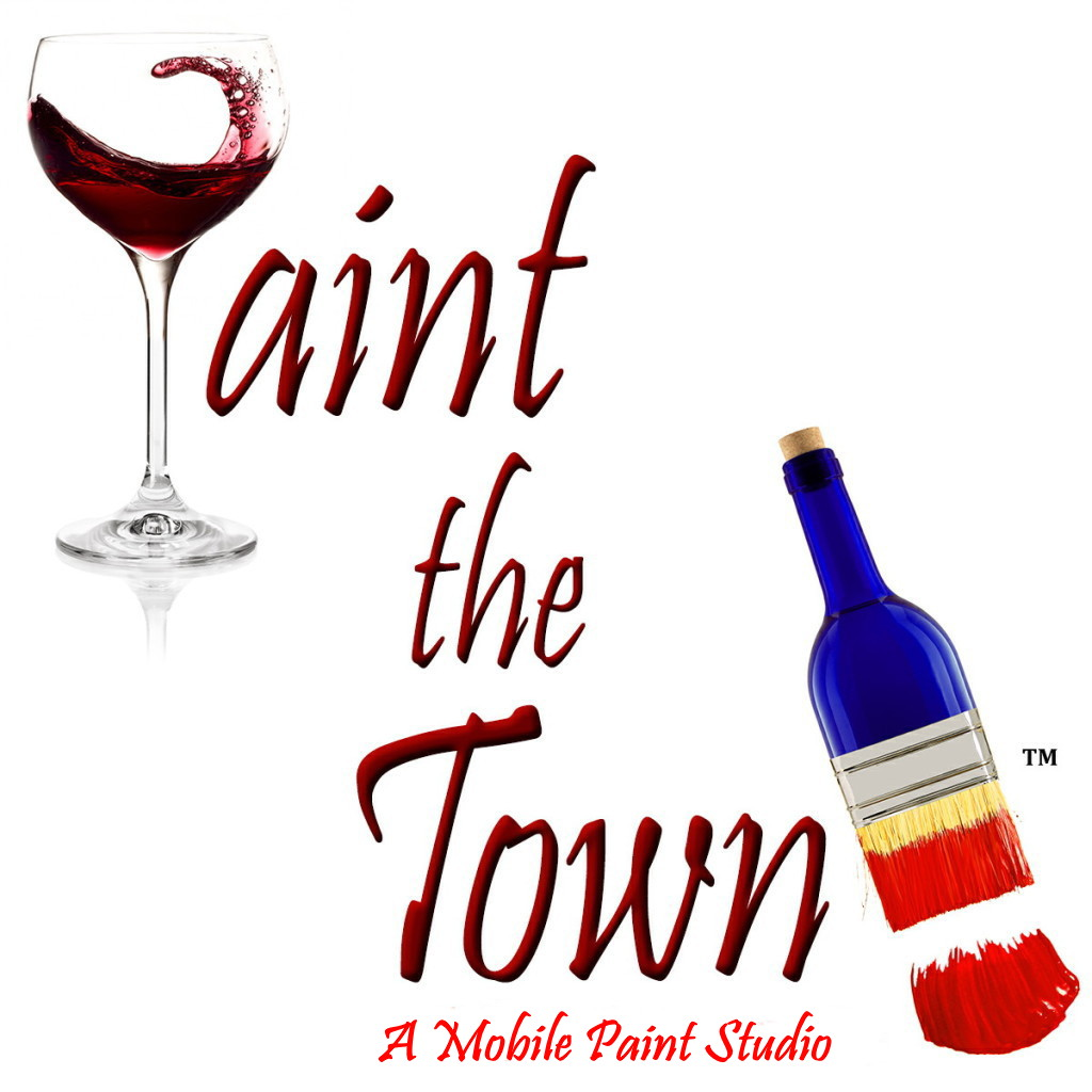 Paint The Town Studios LLC | A mobile paint studio. Have your private paint party with us!